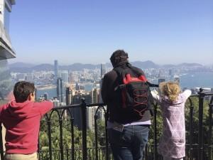 Hong Kong The Peak