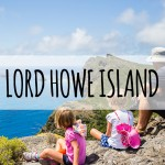 Family Holiday Destinations Lord Howe Island