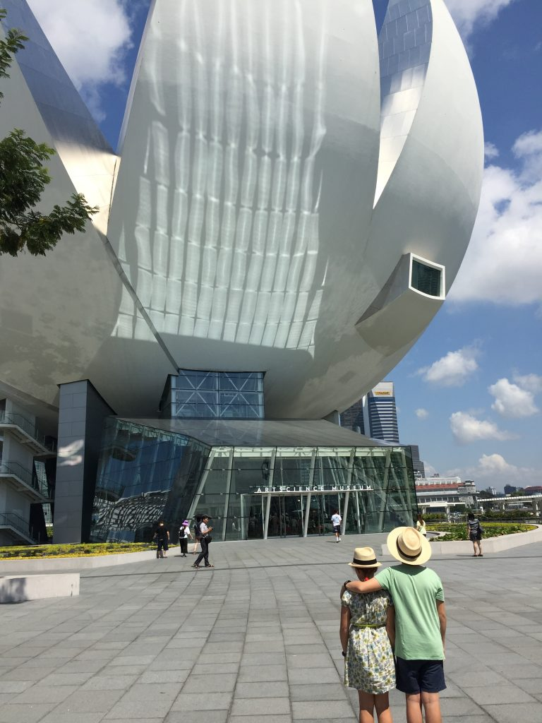 Arts science museum