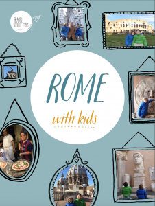 Rome with kids city guide