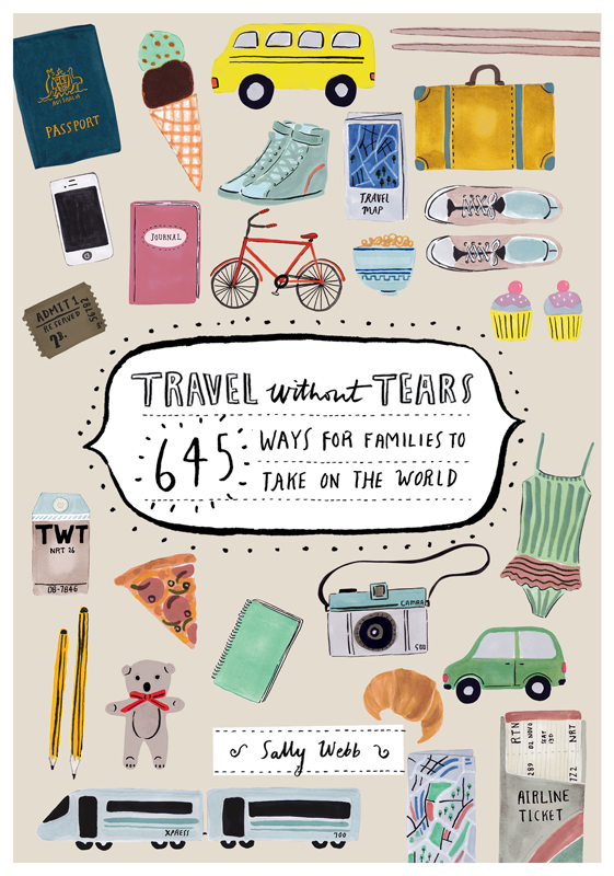 Travel Book Cover ~ Shop travel without tears