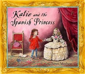Katie Spanish princess