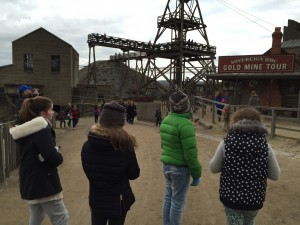 Sovereign Hill with Kids
