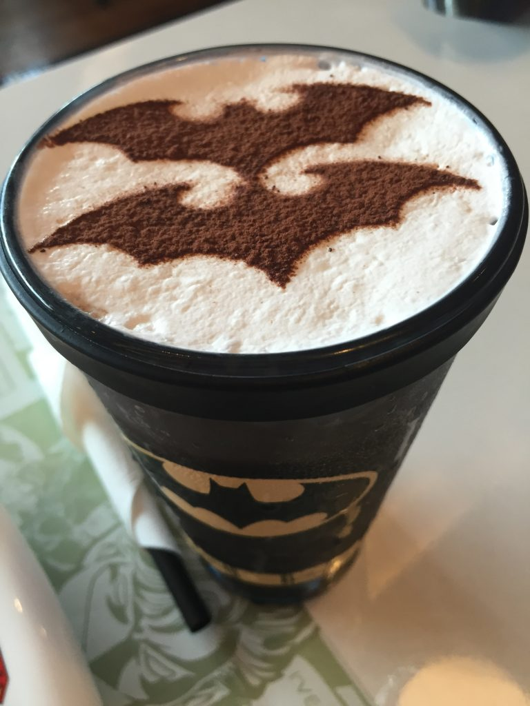 Superhero cafe 3